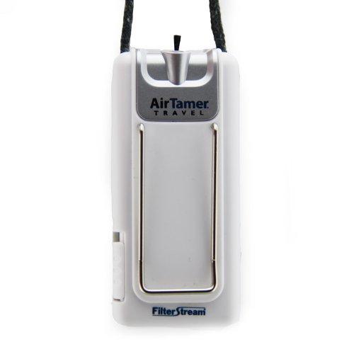 美国 爱塔梅尔(AirTamer) 随身便捷空气净化器 A302 经典电池款